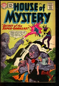 House of Mystery #118 (1962)