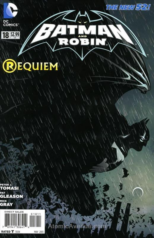 Batman and Robin (2nd Series) #18 VF; DC | save on shipping - details inside