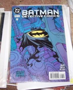 DETECTIVE COMICS  # 717 BATMAN 1998 DC  GEARHEAD ROBIN