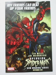 Uncanny X-Men (Marvel 2011) #544 The Final Issue Gillen Land Leisten Ponsor