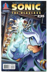 Sonic The Hedgehog #235 2012- Archie Comics- Sega  VF/NM