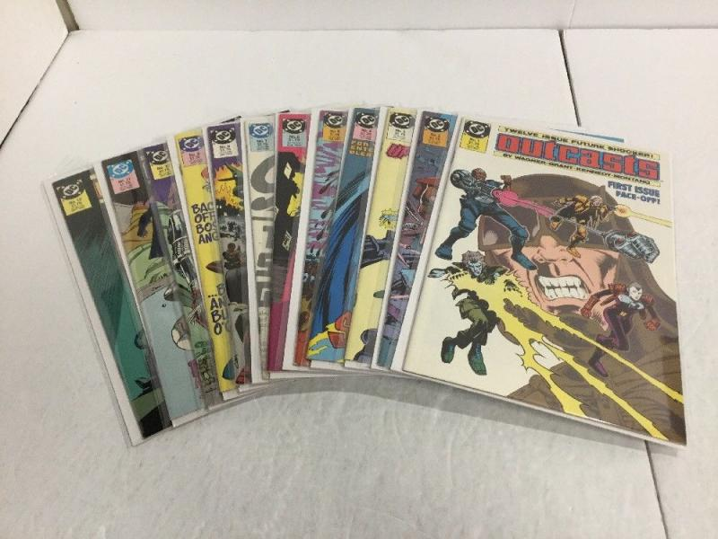 Outcast 1-12 Lot Set Run Nm Near Mint DC Comics IK