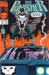 Punisher (1987 series) #45, VF+ (Stock photo)
