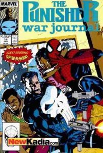 Punisher War Journal (1988 series) #14, VF+ (Stock photo)