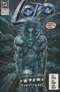 Lobo (Mini-Series) #3 VF; DC | save on shipping - details inside