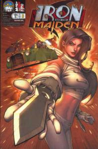 Iron and the Maiden #3A VF/NM; Aspen | save on shipping - details inside
