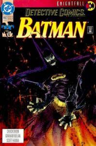 Detective Comics (1937 series) #662, NM- (Stock photo)