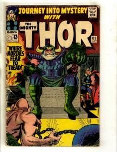 Journey Into Mystery # 122 VG- Marvel Comic Book Feat. Thor Loki Odin Sif GK4