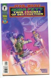 Star Wars: Boba Fett Twin Engines of Destruction #1 1st  Jodo Kast