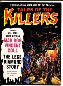 Tales Of The Killers #10 Fist issue-Legs Diamond-Mad Dog Coll-Frazetta vg