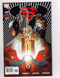 Superman And Batman # 41 DC Comic Books Hi-Res Scans Modern Age Awesome Issue S8