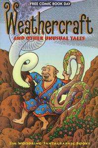 Weathercraft and Other Unusual Tales FCBD #2010 VF; Fantagraphics | save on ship