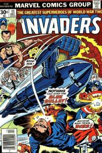 Invaders (1975 series) #11, Fine- (Stock photo)