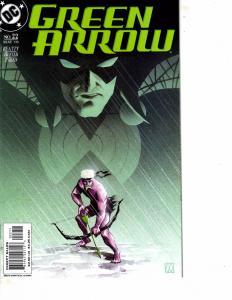 Lot Of 5 Green Arrow DC Comic Book #22 23 24 25 26  Batman MS22