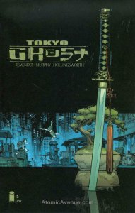 Tokyo Ghost #2B VF; Image | save on shipping - details inside