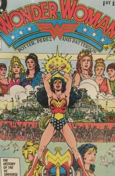 Wonder Woman #1 (1987)