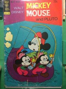 Walt Disney Mickey Mouse #144