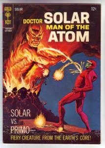 Doctor Solar Man of the Atom #17 (Sep-66) VF High-Grade Doctor Solar
