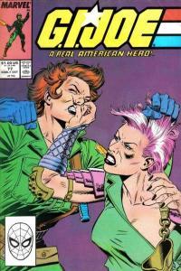 G.I. Joe: A Real American Hero (1982 series) #77, VF+ (Stock photo)
