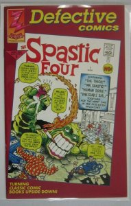 Spastic Four #1 - 6.0 FN - 1993