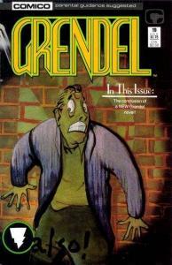 Grendel (1986 series) #19, NM + (Stock photo)