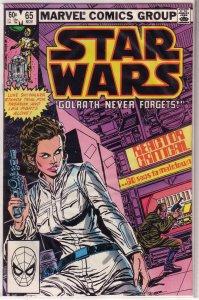 Star Wars (vol. 1, 1977) # 65 FN Michelinie/Simonson/Palmer