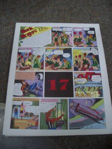 BUCK ROGERS #17-ITALIAN SUNDAY STRIP REPRINTS-CALKINS FN