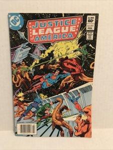 Justice League of America #211 (B)