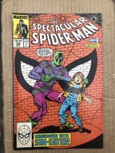 The Spectacular Spider-Man #136 (1988)