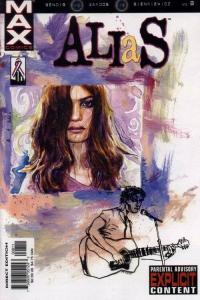 ALIAS (2001 MARVEL MAX) #8 NM