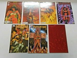 Purgatori Chaos! Comics Lot 14 Different 8.0 VF