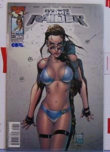 Tomb Raider Issue #33 Tony Daniel Variant Cover 1st Print Laura Croft Image MINT