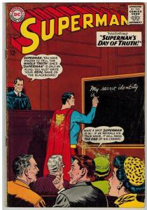 SUPERMAN (1939-1986) 176 VG April 1965