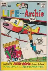Life with Archie #37 (May-65) FN+ Mid-High-Grade Archie, Jughead, Betty, Vero...