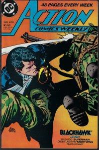 Action Comics #616 (DC, 1988) NM