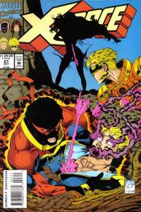 X-Force (1991 series) #27, NM (Stock photo)
