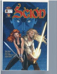Scion #33 (2003) NM