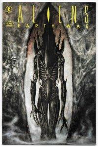 Aliens Earth War #3 (Dark Horse, 1990) FN [ITC1107]
