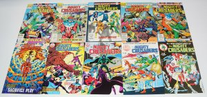 Mighty Crusaders #1-13 VF/NM complete series - red circle 1983 set archie comics