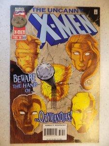 UNCANNY X-MEN # 332