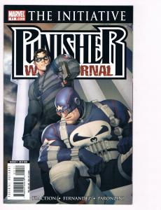 Punisher War Journal # 11 Marvel Comic Books Awesome Issue Modern Age WOW!!! S25