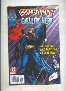 Universo Marvel numero 11: Caballero Negro