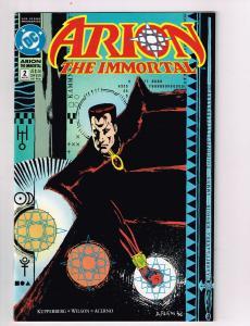 Arion the Immortal (1992) #2 DC Comic Book Fantasy Darkworld Mara HH2