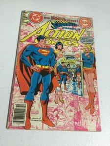Action Comics 500 Vg+ Very Good+ 4.5 Water Damage DC Comics