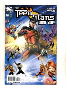 Lot Of 12 Teen Titans DC Comic Books # 66 67 68 71 72 73 74 75 76 83 84 85 J329
