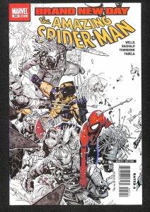 The Amazing Spider-Man #555 (2008)