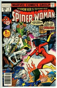Spider Woman #2 (1978) - 9.0 VF/NM * A Sword in Hand*