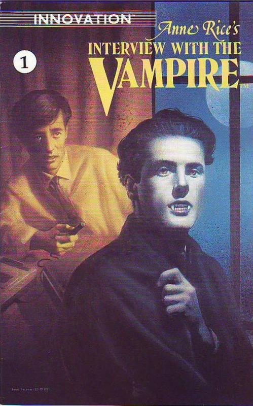 Interview With A Vampire #1 (Jan-91) NM/NM- High-Grade Lestat