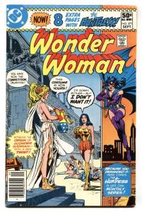 WONDER WOMAN #271 VF 1980-DC COMICS-HUNTRESS begins