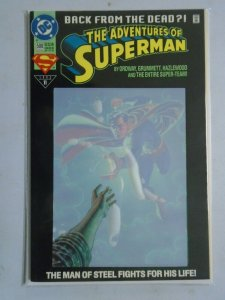 Adventures of Superman #500 6.0 FN (1993)